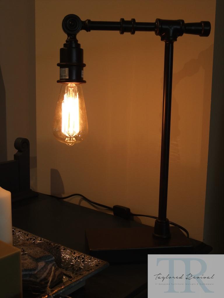 vintage lamp 1804