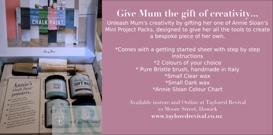 mothers day gift pack - mini project pack