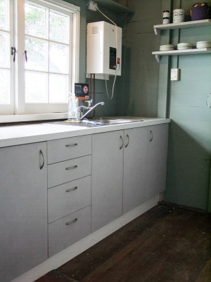 Kitchen after in Paris Grey mixed with Pure White